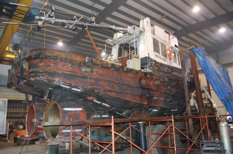 Capital Refit: Westco Rogue Capital Rebuild | Westcoast